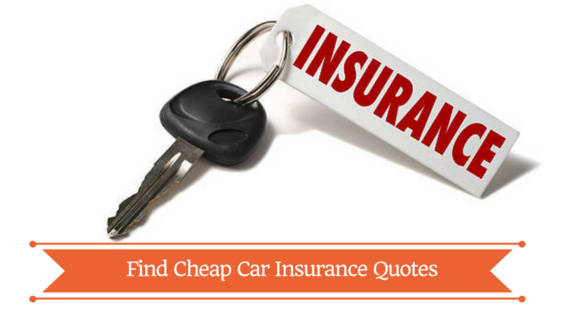 Finding Cheap Car Insurance Quotes to suit your budget