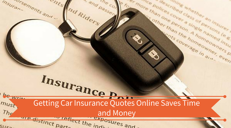 Searching online for a car insurance quote at affordable rates