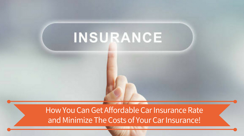 which insurance company to choose for affordable auto insurance
